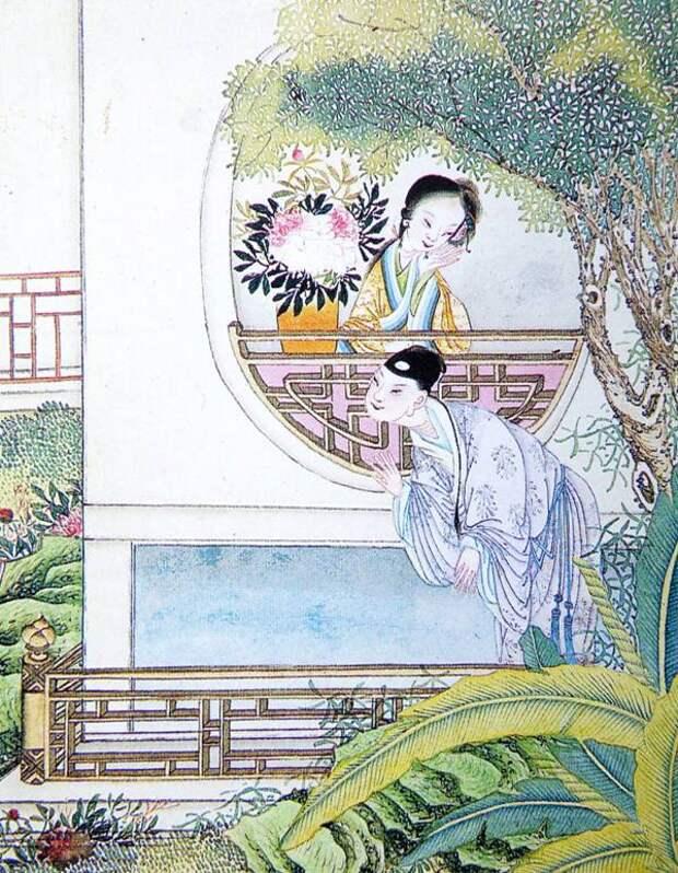 Фото №1 - Удивительные сексуальные обычаи Древнего Китая