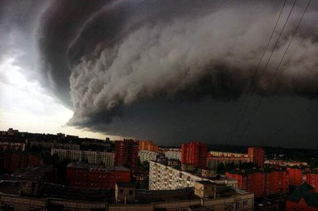 Ураган в Москве: всё, что известно о происшествии