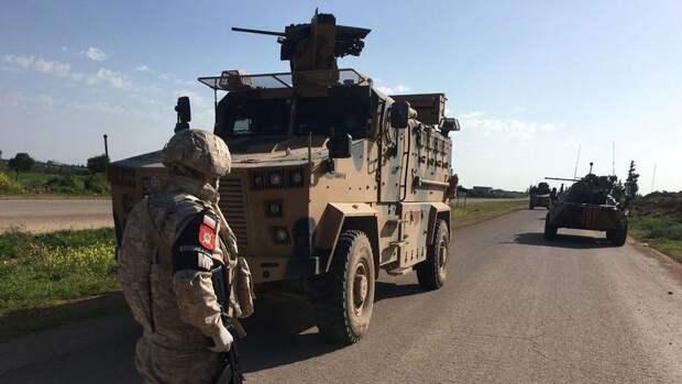 Reuters: военные США пострадали в столкновении с российским патрулем в Сирии