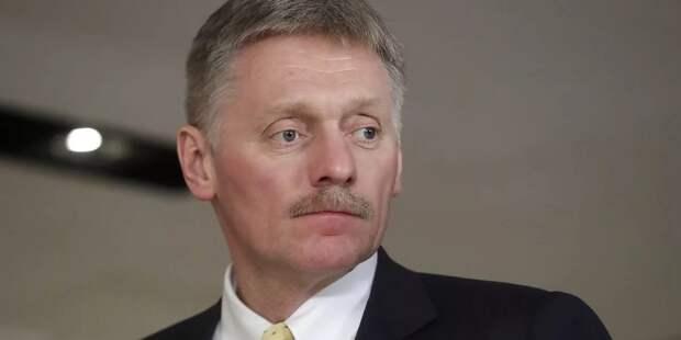 Песков прокомментировал продление антироссийских санкций