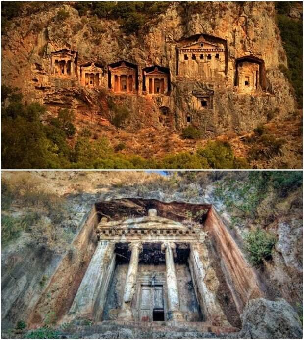 8 прекрасных замков и храмов, высеченных в пещерах и скалах нашими гениальными предками