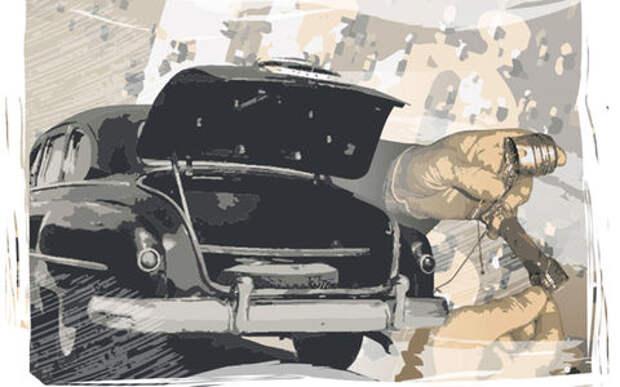Короткий тест на память: для чего на ГАЗ‑12 ЗИМ использовали ртуть?