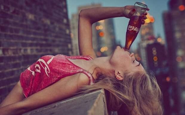 «Тошнота в беззаботный летний денек»: компания Coca-Cola озадачила потребителей новым вкусом