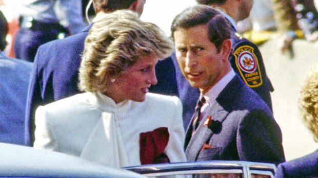 Принц Чарльз сделал жуткое предсказание Диане в день их свадьбы