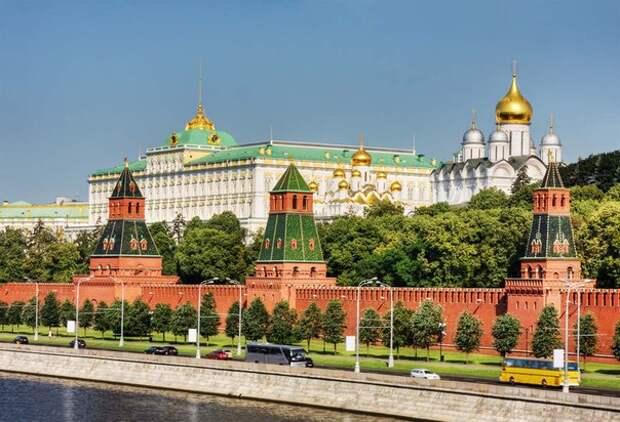 Что вы не знали о Московском Кремле - а знать стоило бы