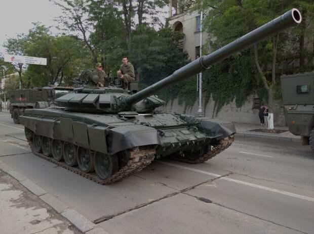 Из-за репетиций парада в Севастополе снова изменили движение транспорта