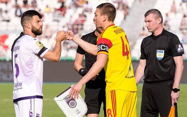 КДК отказал «Ротору» и не стал брать на себя ответственность о правомерности переноса матча «Уфа» — «Арсенал»