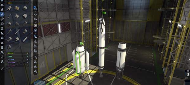 Новый видеодневник Kerbal Space Program 2: интерфейс, процедурные крылья, туториалы и другое