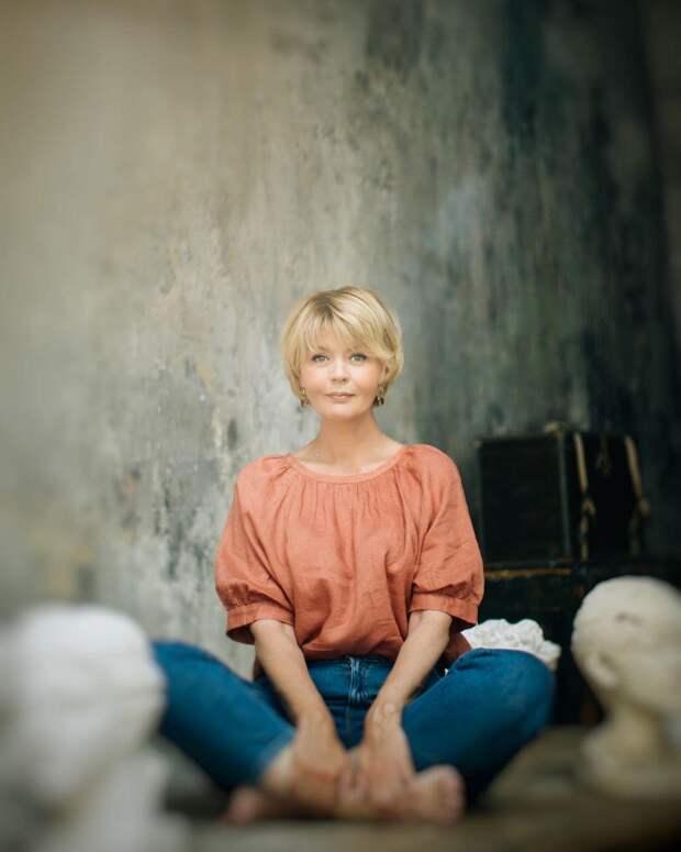 Тайная комната: Юлия Меньшова показала интерьер одного из помещений квартиры