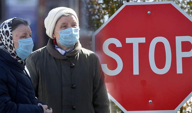 В Самарской области растёт уровень заболеваемости коронавирусом среди пенсионеров