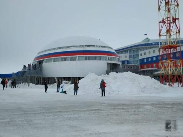 19.05.21==«Арктический трилистник»: как Россия охраняет свои северные рубежи