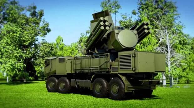 """Китайские эксперты назвали ЗРК """"Панцирь-СМ"""" кошмаром для истребителей-невидимок НАТО"""
