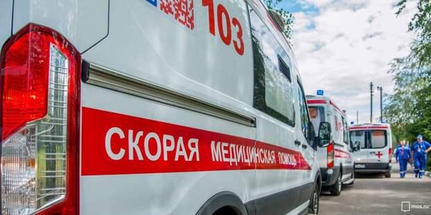 В проезде Кадомцева в руках у подростка разорвалась страйкбольная граната
