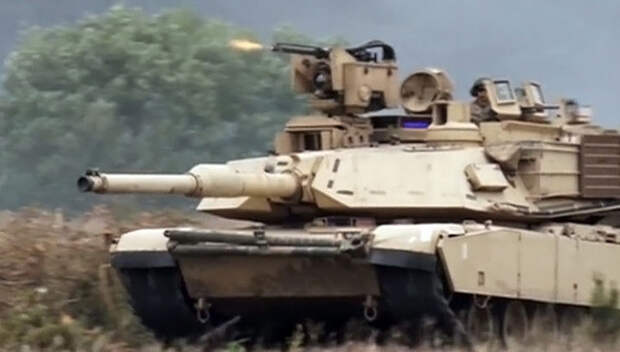 Американские танки оказались куда хрупче российских