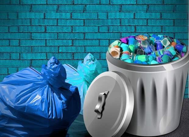 На улице Юных Ленинцев наконец вывезли отходы из мусоропровода — Жилищник