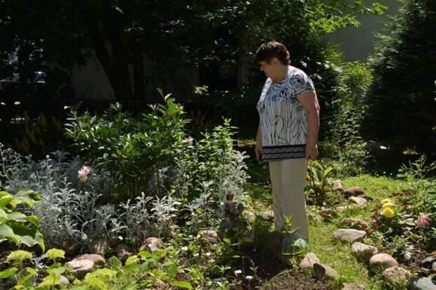 Лучшему садоводу-любителю из Марьиной рощи присвоили звание почетного жителя района