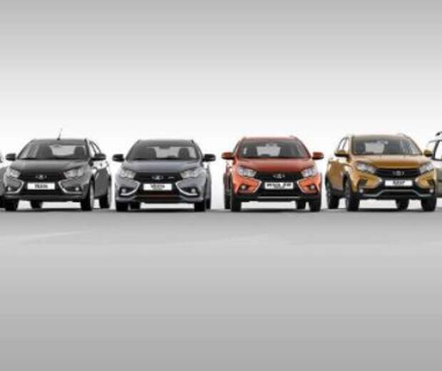 """""""АВТОВАЗ"""" увеличил продажи автомобилей в ноябре на 21,9%"""