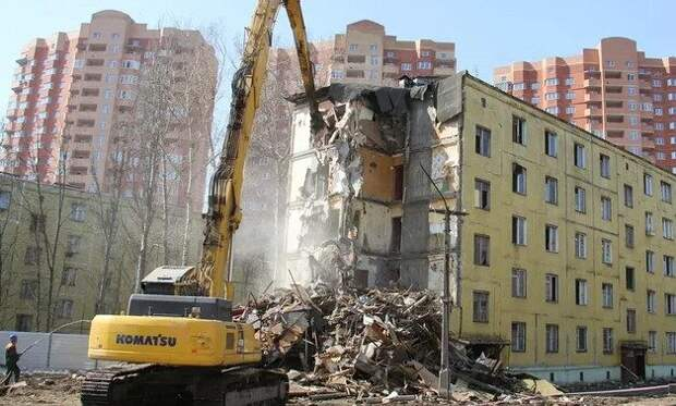 Госдума приняла законопроект «О всероссийской реновации»