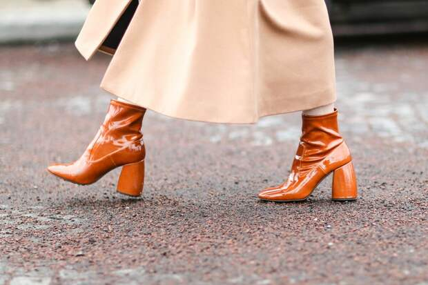 Обувь с заостренным мысом. Надели бы такую? /Фото: s.yimg.com