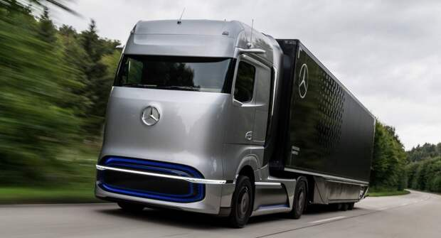 Volvo и Daimler сделают грузовики на водороде массовыми