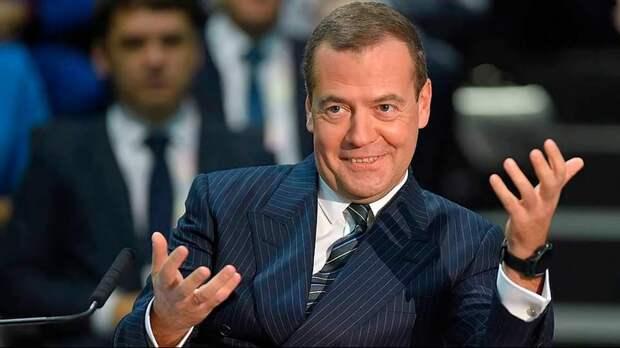 Медведев возглавил рейтинг недоверия россиян, столкнув оттуда Жириновского