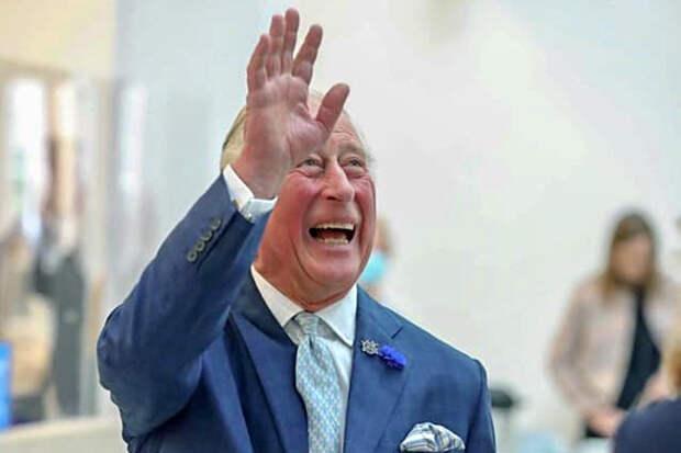 Принц Чарльз оставил без ответа вопросы о словах принца Гарри