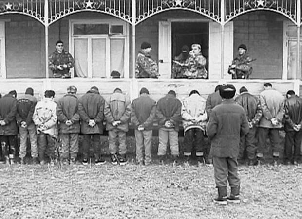Работорговля в «независимой Ичкерии»: как это было