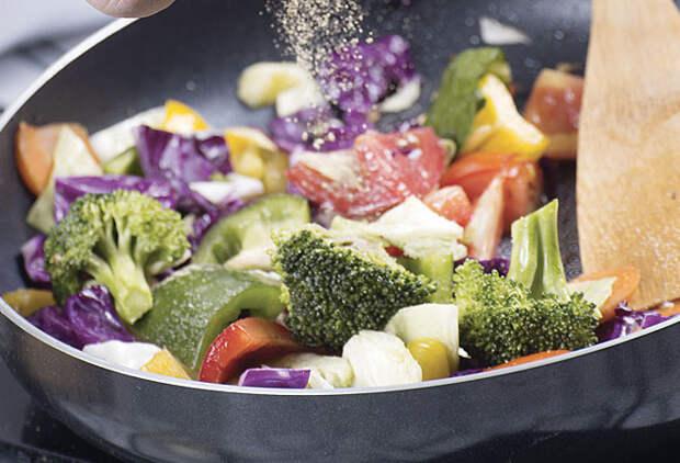 Как сделать безвкусные овощи шедевром