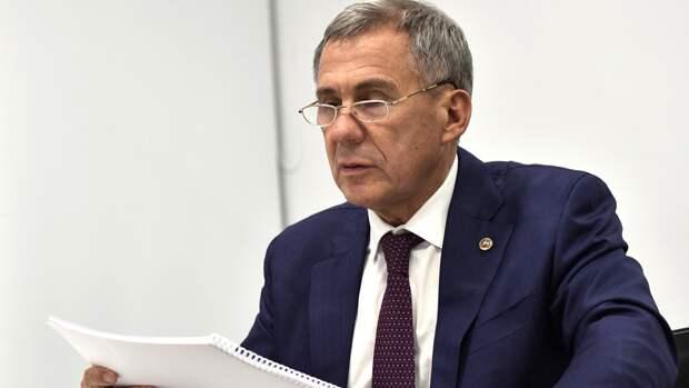 Президент Татарстана назвал точное число пострадавших при стрельбе в гимназии