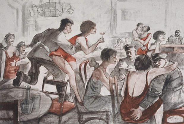 Блудливый рейх. Как проституция поднимала боевой дух нацистов