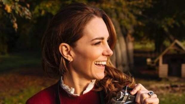 Кейт Миддлтон рассказала, как их с Уильямом дети относятся к ее увлечению фотографией