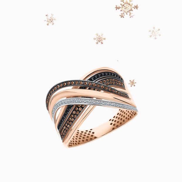 10 эффектных золотых украшений, которые «сделают» новогодний образ