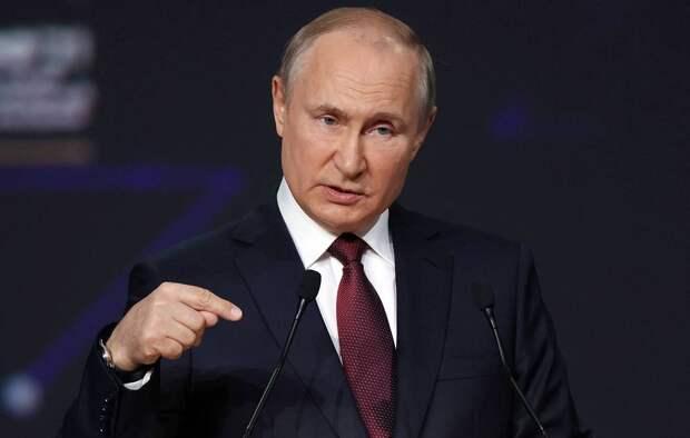 """""""Россия не обязана всех кормить"""". Путин - о транзите газа через Украину"""