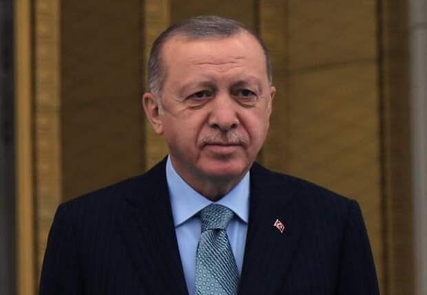 Эрдоган подверг Байдена критике за продажу оружия Израилю