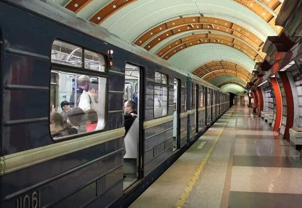 Курьезный случай в метро