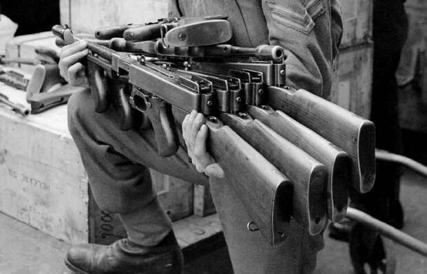 Рука помощи: какое еще оружие поставлялось в СССР по Ленд-лизу кроме танков и самолетов