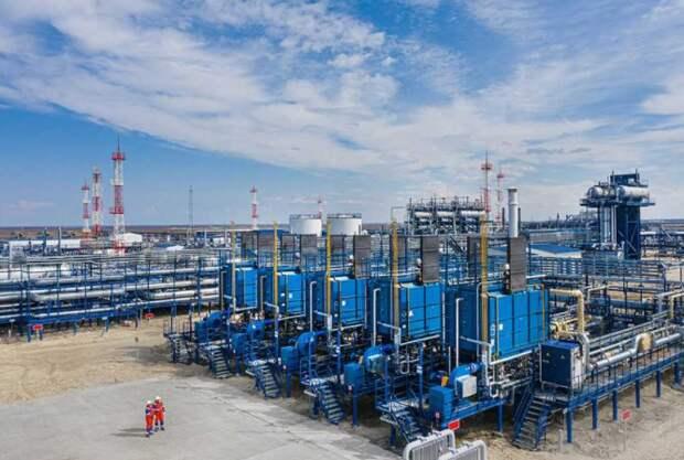 """""""Газпром нефть"""" инвестирует в Тазовское месторождение более 150 млрд рублей"""