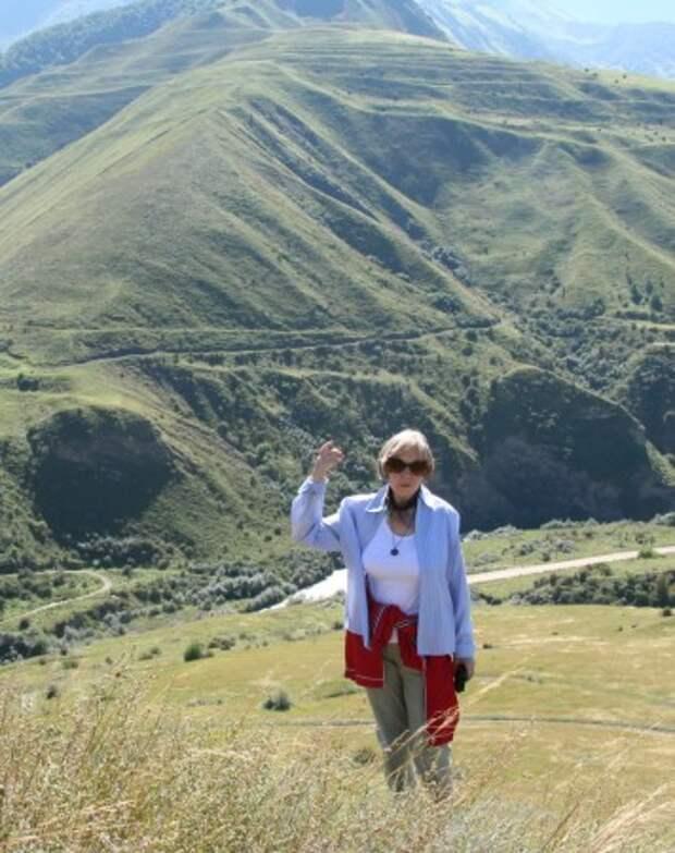 Скончалась Наталья Смирнова