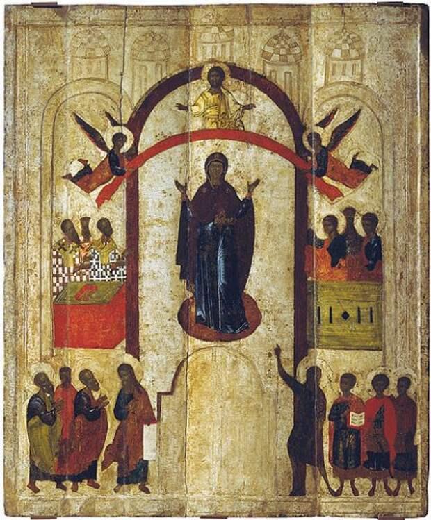 Молитва на Покров