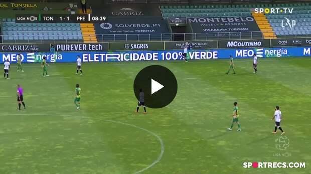 Highlights: Tondela 2-3 Paços de Ferreira (Liga 20/21 #34)