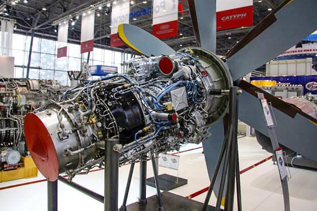 В Санкт-Петербурге начались испытания нового авиадвигателя ТВ7-117СТ