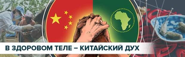 «Мягкая сила» Китая вытесняет Францию из Западной Африки