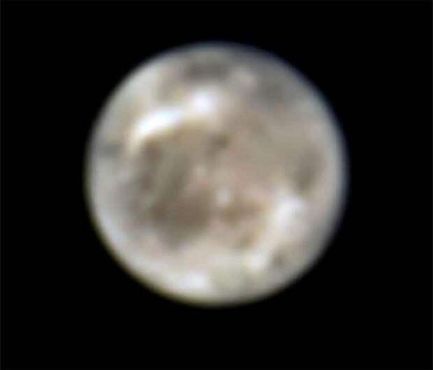 «Хаббл» впервые предоставил доказательства водяного пара в атмосфере юпитерианской луны Ганимеда