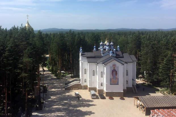 СК возбудил дело об истязании детей в Среднеуральском монастыре