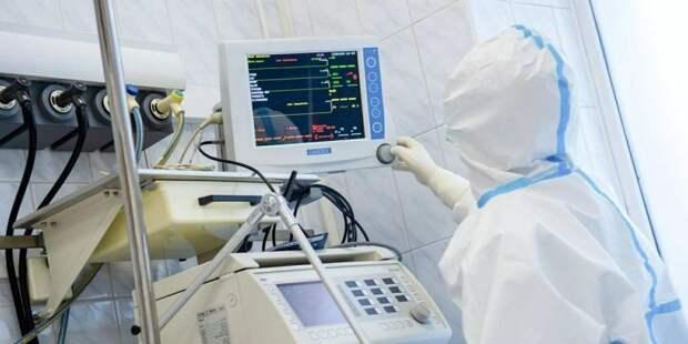 Столичные медики рассказали о помощи в борьбе c СOVID-19 в Северной Осетии Фото: mos.ru