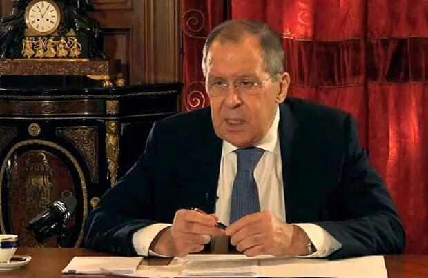 Заявление Лаврова: Россия отказывается считать Турцию стратегическим партнером