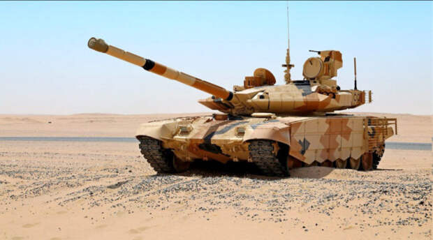 Генерал Камель аль-Вазир: Египет закупит 500 российских танков Т-90