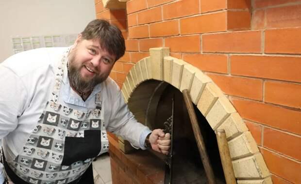 «Мой Нижний»: шеф-повар Александр Голышев