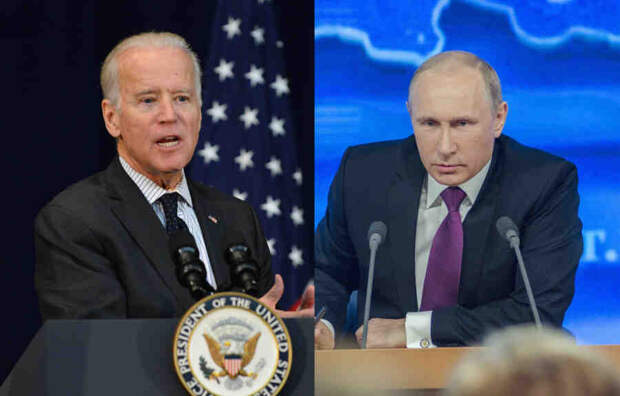 Путин и Байден обсудят членство Украины в НАТО