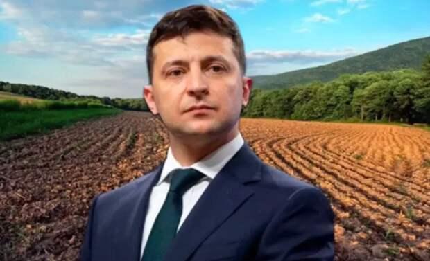 Зеленский продал Украину: «Слуга народа» сделал то, чего до него не решался сделать ни один президент…